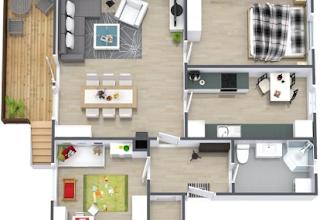 Trik Mendesain Rumah Bersama Arsitek