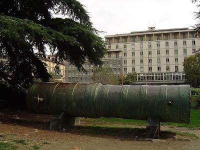 тюркское огнестрельное оружие, тюрк силах, османская пушка