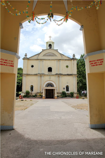 calabanga church