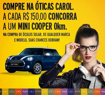 Promoção Óticas Carol - Concorra a 1 Carro! - Baú da Promoção ... 4a9ac42b1f