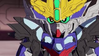assistir - SD Gundam World: Sangoku Souketsuden - Episódio 07 - online