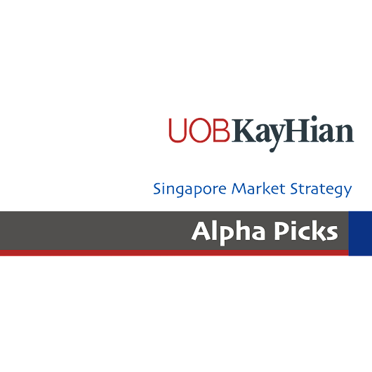 Singapore Stock Alpha Picks (April 2018) - UOB Kay Hian 2018-04-03: Selectively Emphasising Defensives. Added Sheng Siong.