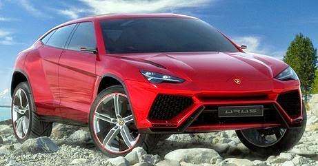 2016-2017 Lamborghini Urus Price Performance | CAR DRIVE ...