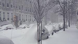 Una gran tormenta de invierno tiene la posibilidad de golpeando la zona de Boston el lunes, el primer día de la primavera, pero los meteorólogos son todavía no está seguro acerca de aspectos específicos de la tormenta, dijo el Servicio Meteorológico Nacional.