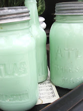 DIY Paint your own Ball Jars