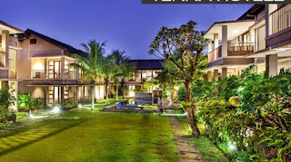 Haraga Summer Hill Private Villas & Family Hotel November 2016: Rp 326.400