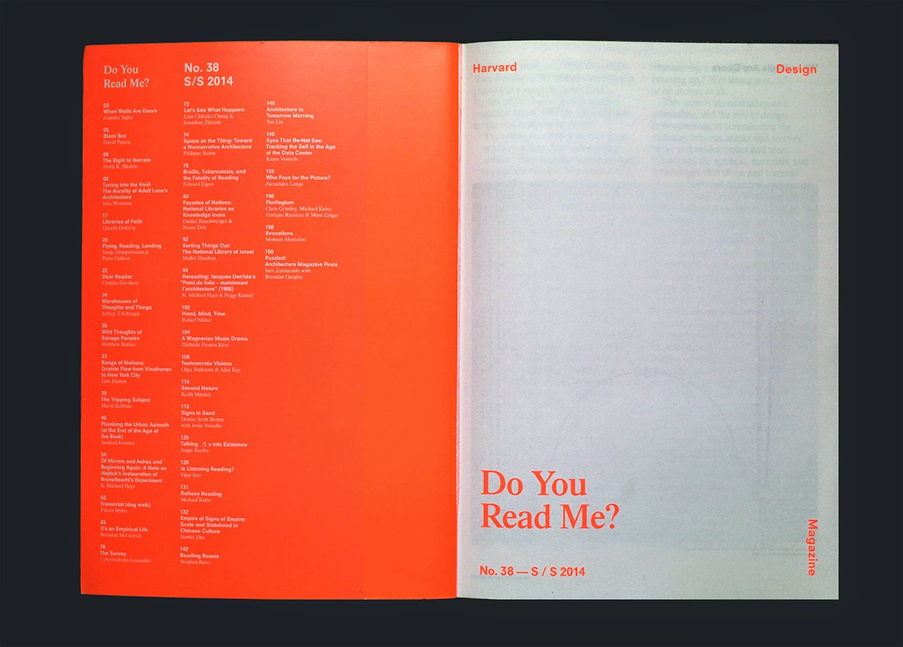 a new harvard design magazine