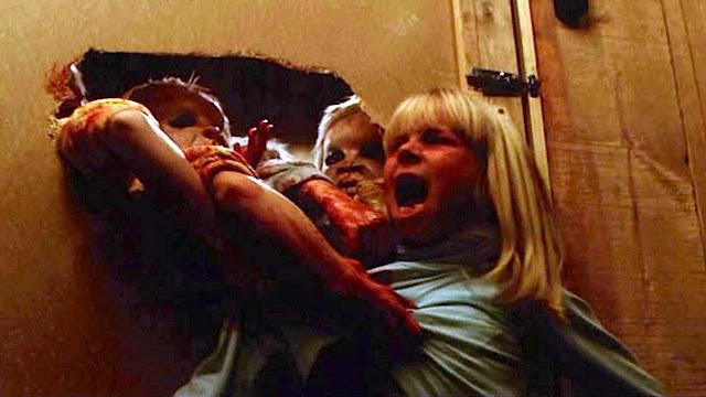 Coleção filmes de terror