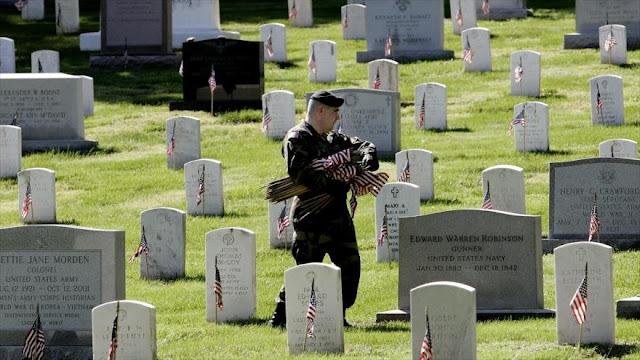 Informe: Aumenta la tasa de suicidio entre los militares de EEUU