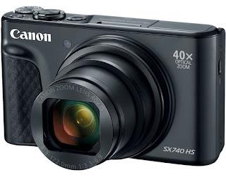 Компактная камера Canon PowerShot SX740 HS
