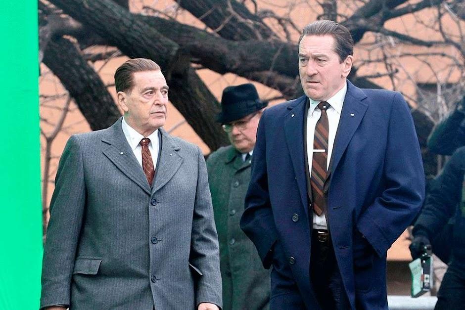 """Teaser de """"O Irlandês"""" revela o novo épico de máfia de Martin Scorsese"""