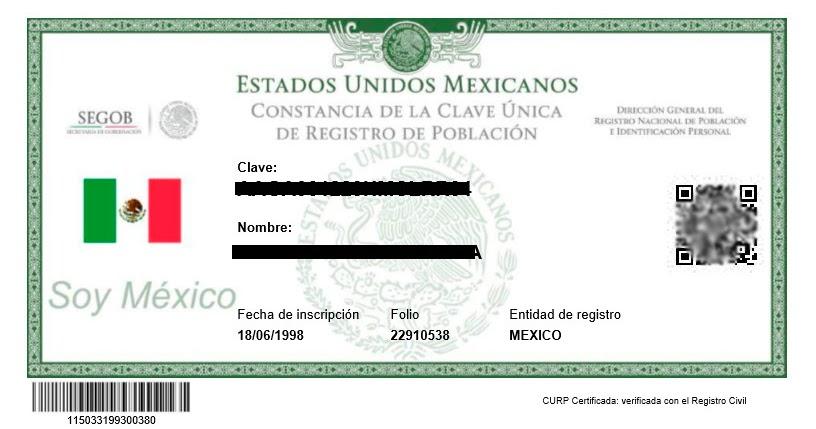 Trámites en México