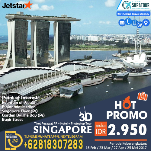 Singapore Complete Bundling Package