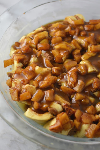Apple Cinnamon Sticky Buns Recipe