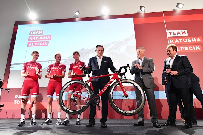 Team Katusha - Alpecin - Fichajes 2018