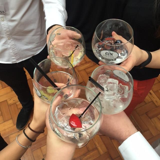 Hull Gin festival 2016