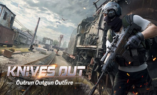 Download Knives Out Mod Apk English Best PUBG Game