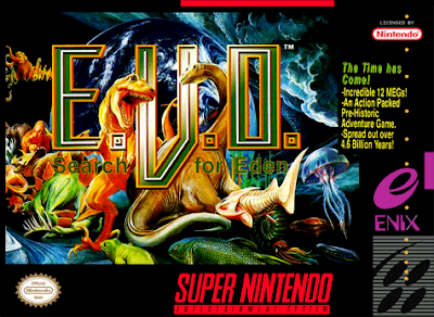 Rom de Evo: Search for Eden em Português - SNES - Download