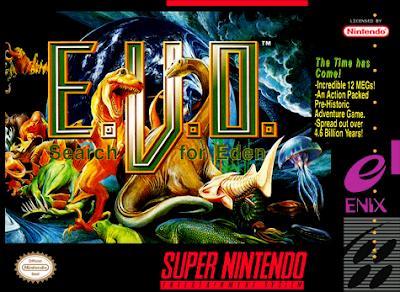 Rom de Evo: Search for Eden em Português - SNES - Download