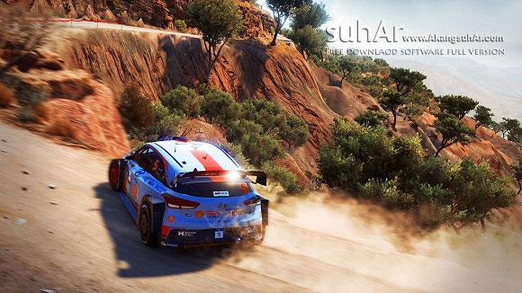 Gratis Download WRC 7 FIA World Rally Championship Full Crack Terbaru