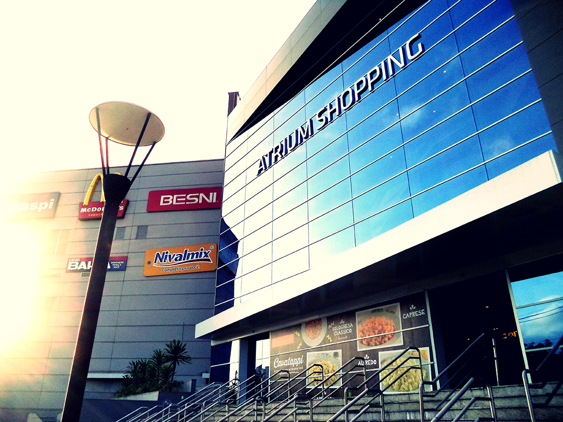 08c32c326e9ed Atrium Shopping (SP) amplia mix de lojas