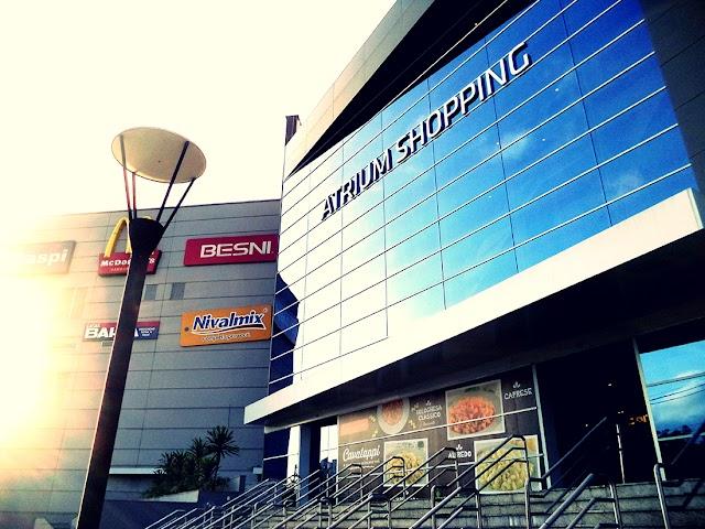 Atrium Shopping (SP) amplia mix de lojas