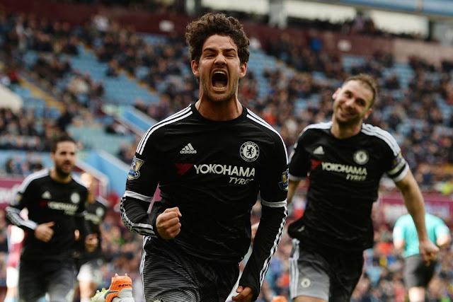 Iluminado: Pato marcou mais uma vez em estréia, agora pelo Chelsea