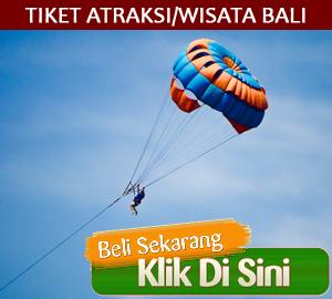 Beli Tiket Atraksi Wisata di Bali