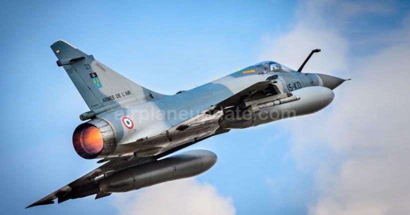 Dassault Mirage 2000 Specs, Speed, Cockpit, and Price - Airplane Update