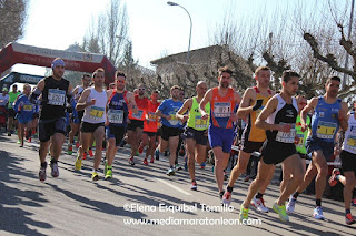 Media Maraton Leon 2017