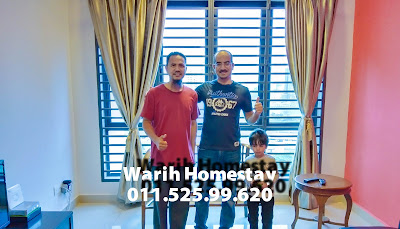 Warih-Homestay-Aiman-Arab