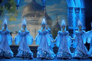 Danza Nacional Rusa Show Kostroma + tour nocturno
