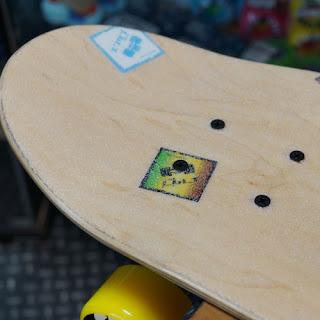 エフダブ街乗りクルーザースケートボードはサーフスケートクルーザーとしても注目