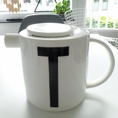 T Teapot