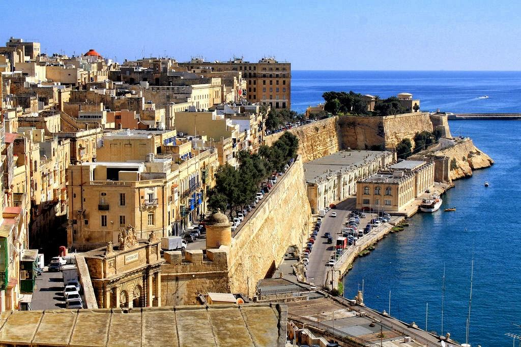 Garden Centre: Valletta: Europe's Most Underrated Capital?