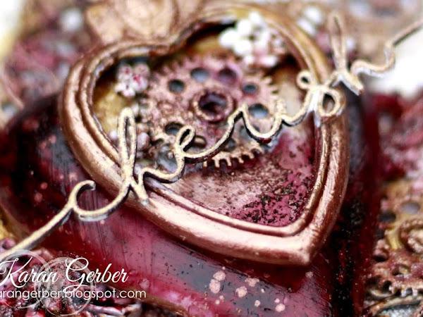 Cherish Your Heart- 2Crafty