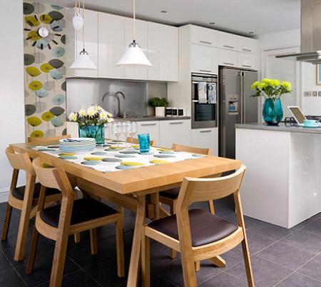 Wall Paper Untuk Dapur  Desainrumahid.com