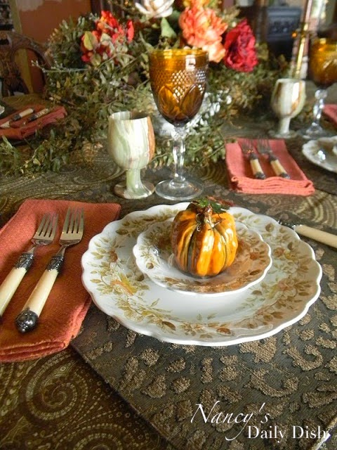 Thanksgiving All Year Long: All Thanksgiving Turkey Plates & Platters 20% Off