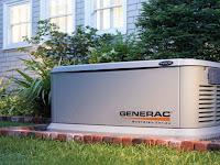 Generac, Genset BBG Penghasil Listrik yang Ramah Lingkungan