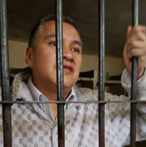 Abogado Eduardo Leon continua detenido por el caso Zapata/CAMC