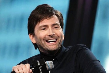 David Tennant - AOL BUILD interview