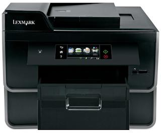 Lexmark Pro915 Treiber herunterladen