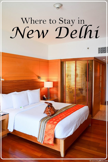 Marriott Courtyard Hotel | Where to Stay In New Delhi | Hotels in New Delhi