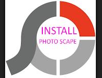 cara install photoscape