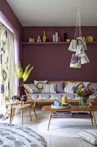 sala amarillo violeta