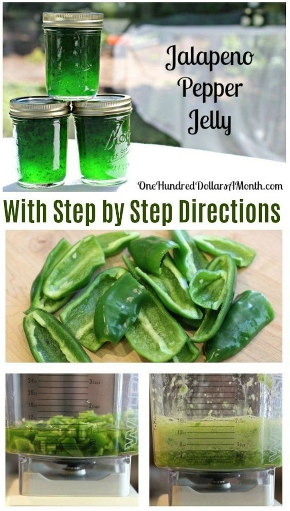 Canning 101 – How To Can Jalapeno Pepper Jelly Recipe