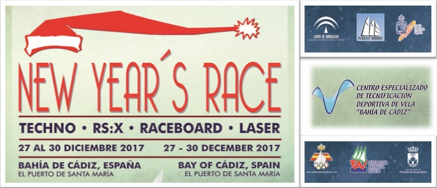 New Year's Race Bay of Cadiz