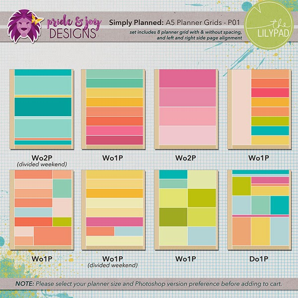 simply planned creating fully customizable planner pages in minutes