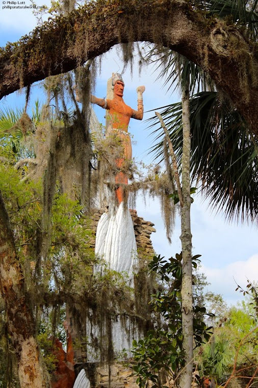 Tomoka State Park Nocoroco Ruins: The centerpiece of Florida's Tomoka State Park in Ormond Beach is ...