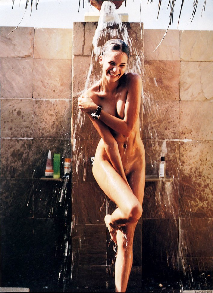 Are right. julie ordon naked shower